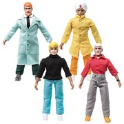 Jonny Quest 8-Inch Retro Series 1 Action Figures Set