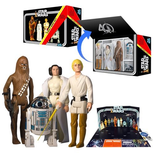 Star Wars Jumbo Vintage Early Bird Kit Kenner Action Figures