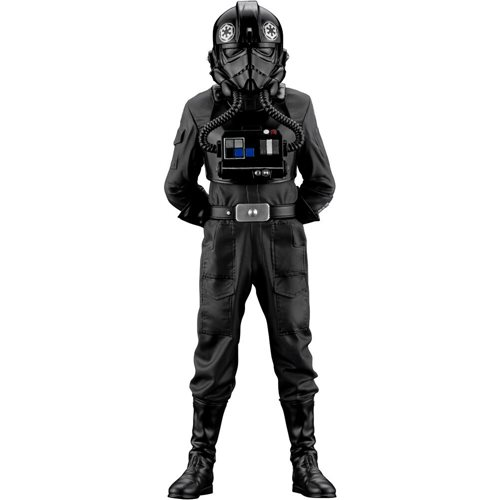 Star Wars: A New Hope Tie Fighter Pilot ARTFX+ 1:10 Scale Statue