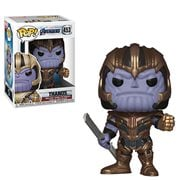 Avengers: Endgame Thanos Pop! Vinyl Figure