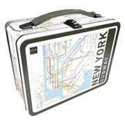 NY Subway Gen 2 Fun Box Tin Tote