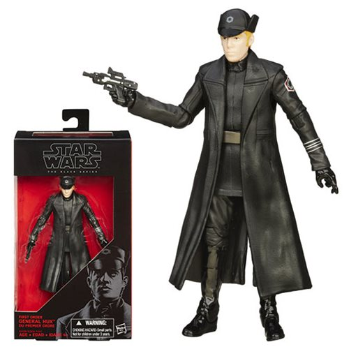 Star Wars The Force Awakens The Black Series Hux 6-Inch Action Figure