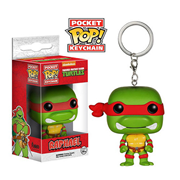 Teenage Mutant Ninja Turtles Raphael Pop! Vinyl Figure Key Chain