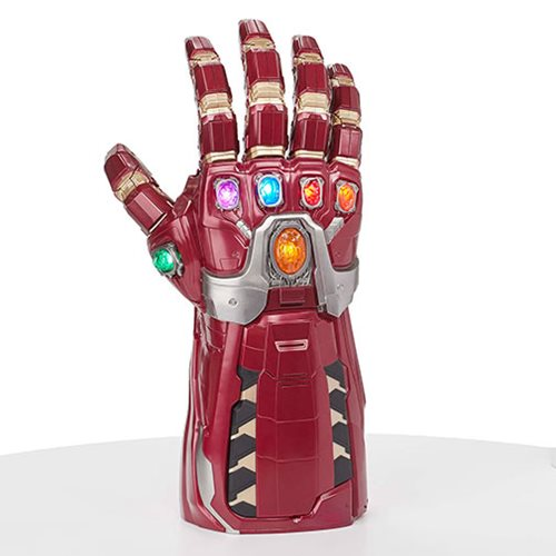 Marvel Legends Gear Avengers Endgame Gauntlet Prop Replica
