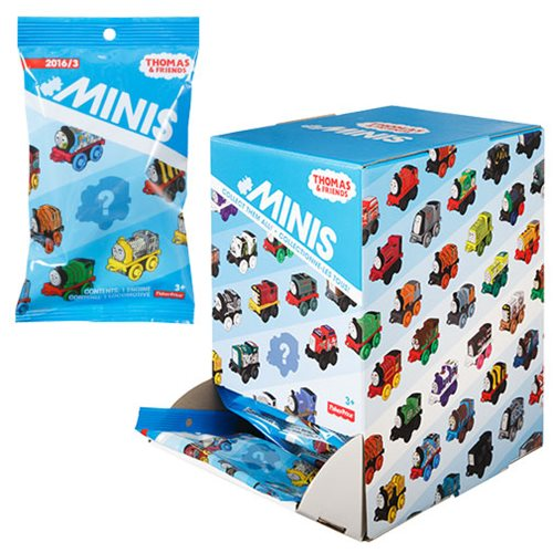 Thomas & Friends Minis Blind Bag Case