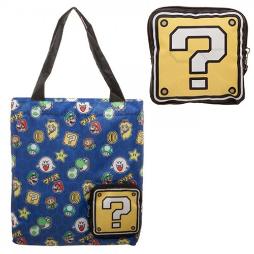 Super Mario Bros. Packable Tote