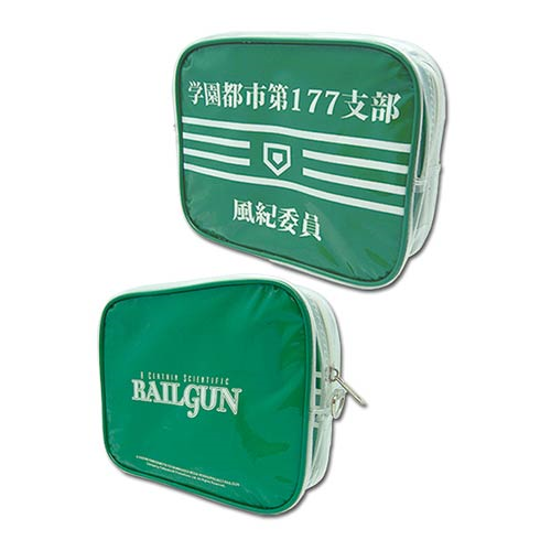 A Certain Scientific Railgun Cosmetic Bag