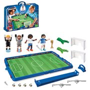 Playmobil Soccer 9298 Take Along 2018 FIFA World Cup Russia Arena Playset