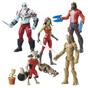 Guardians of the Galaxy 6-Inch Action Figures Wave 1