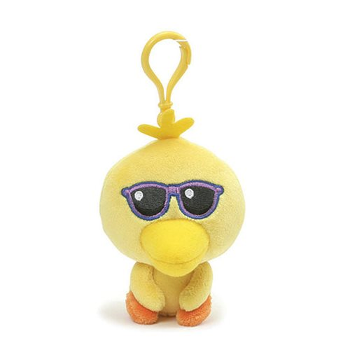 Sesame Street Big Bird 5-Inch Backpack Clip Key Chain