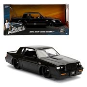 Fast and the Furious 1987 Buick Grand National 1:24 Scale Die-Cast Metal Vehicle