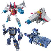 Transformers Generations War for Cybertron Siege Voyager Wave 2 Case