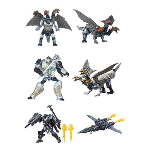 Transformers The Last Knight Premier Leader Wave 2 Case