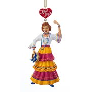 I Love Lucy Operetta Lucy 5 1/4-Inch Resin Ornament