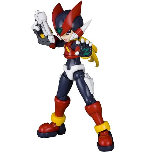 Mega Man Zero Plastic Model Kit