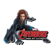 Avengers: Age of Ultron Black Widow Funky Chunky Magnet