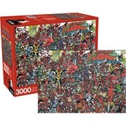Deadpool 3,000-Piece Puzzle