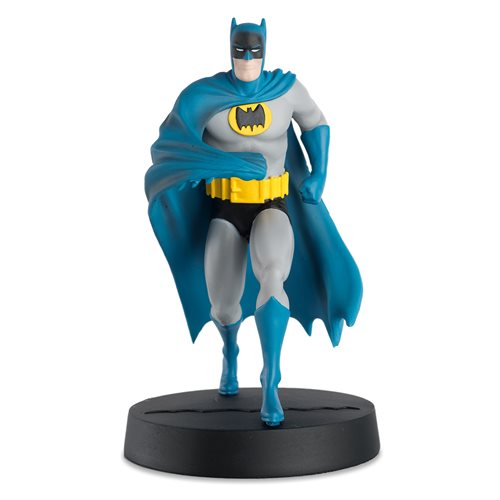 Batman 1950s Decades Collection Figure with Collector Magazine