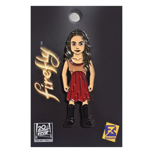 Firefly River Tam Pin