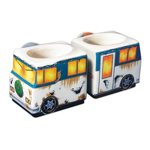National Lampoons Christmas Vacation RV 9 oz. Molded Mug 2-Pack
