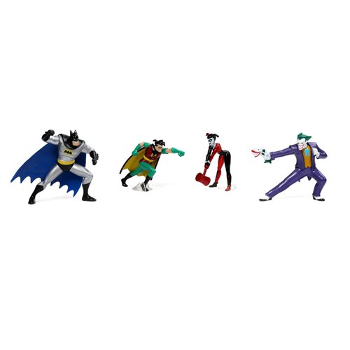 Batman: The Animated Series 2 3/4-Inch MetalFigs Diorama Set