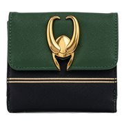 Marvel Avengers Loki Wallet Zip-Around Wallet