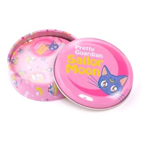 Sailor Moon Luna Memo Pad in Tin