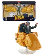 Marvel Ultimate Professor X Figure with Vehicle, Not Mint