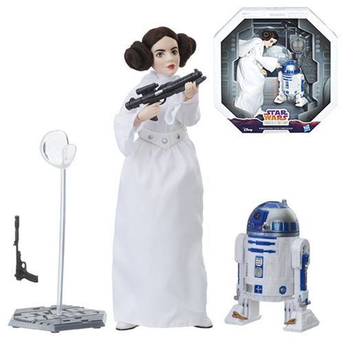 Star Wars Forces of Destiny Princess Leia Organa Adventure Doll
