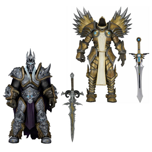 Heroes of the Storm Series 2 Action Figure Set