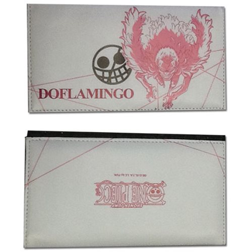 One Piece Dorflamingo Wallet