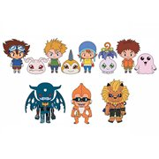 Digimon Series 2 Figural Bag Clip Display Case