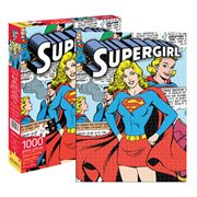Supergirl 1,000-Piece Puzzle