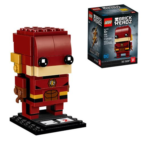 LEGO BrickHeadz DC Comics 41598 Justice League The Flash