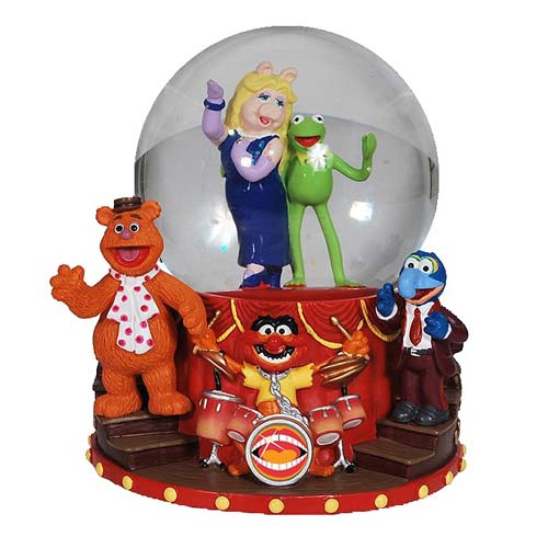 Muppets Presenting the Muppets Water Globe
