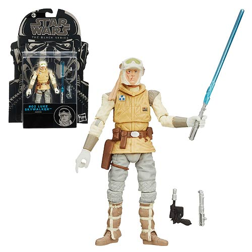 Star Wars The Black Series Luke Skywalker Wampa Attack 3 3/4-Inch Action Figure