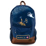 Wall-E and Eve Galaxy Nylon Backpack