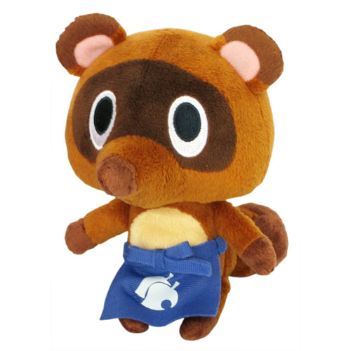 Animal Crossing Timmy Store 5-Inch Plush