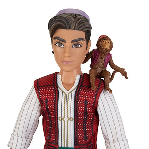 Aladdin Movie Basic Doll  with Abu