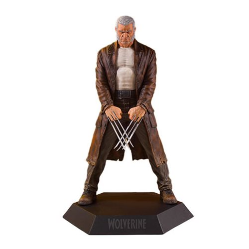 Wolverine 08 Old Man Logan Collector's Gallery Statue