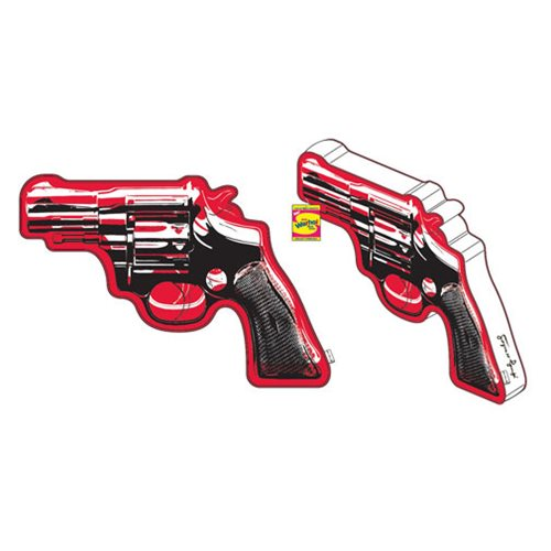 Andy Warhol Revolver X-Large Plush