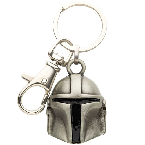 Star Wars: The Mandalorian Helmet Key Chain