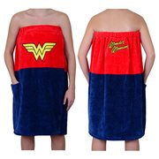 DC Comics Wonder Woman Bath Wrap