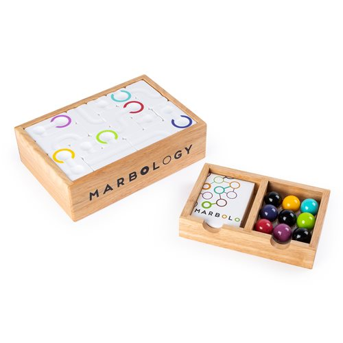 Marbles Marbology Puzzle Game