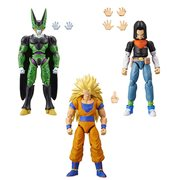 Dragon Ball Stars Action Figure Wave 10 Set