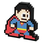 Pixel Pals Superman Collectible Lighted Figure