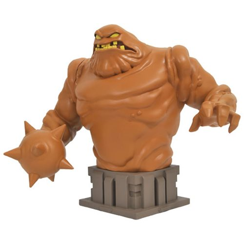 Batman The Animated Series Clayface Bust