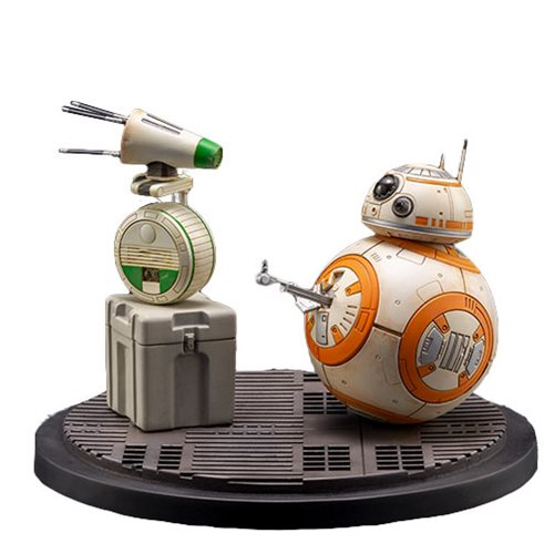 Star Wars: Rise of Skywalker BB-8 and D-O ARTFX Statue