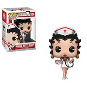 Betty Boop Nurse Pop! Vinyl Figure #524