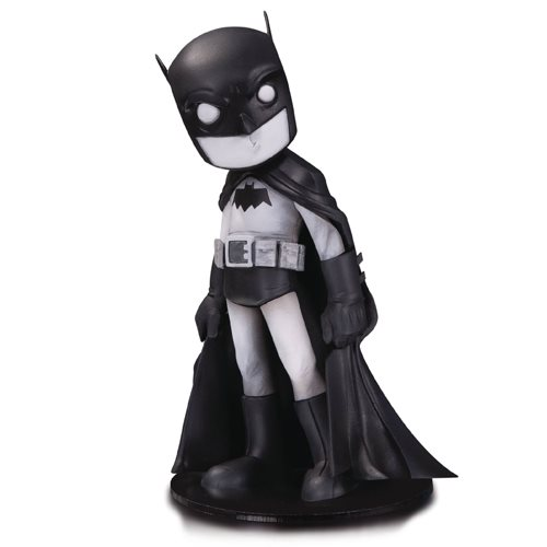 DC Comics Artists' Alley Batman By Chris Uminga Black and White Version Statue